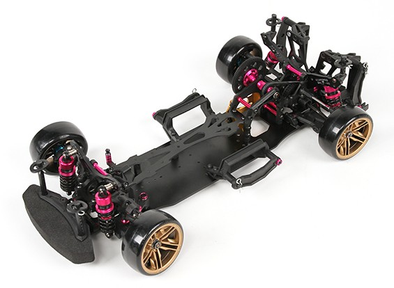 3Racing Sakura D4 RWD 1/10 дрифтмобиля (Kit)