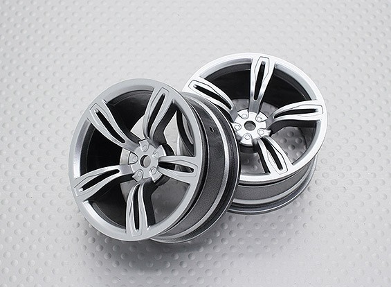 Масштаб 1:10 Touring High Quality / Дрейф Колеса RC автомобилей 12mm Hex (2pc) CR-M5S