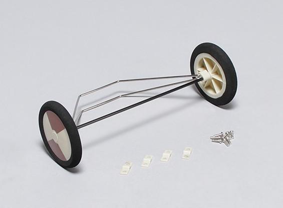 Pioneer 1020мм - Замена Шасси