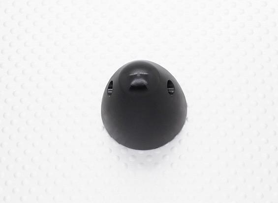 31мм сплава Prop Nut / Spinner Suites 8мм Thread (анодированный черный)