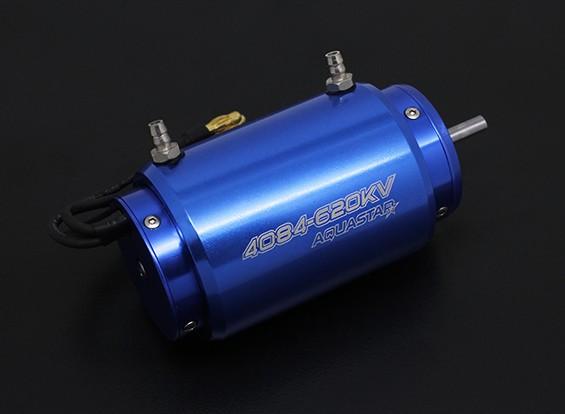 Turnigy АкваСтар 4084-620KV с водяным охлаждением бесщеточный двигатель