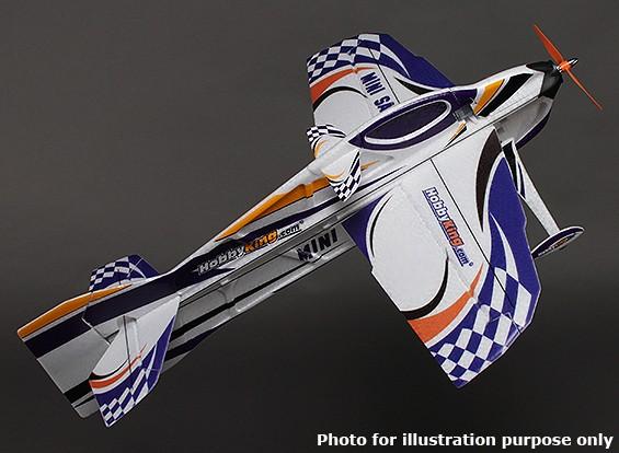 HobbyKing® ™ Mini Сатурн F3A 3D EPO Самолет ж / Мотор 580mm (ARF)