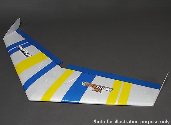 Злая Wing Склон Combat летающее крыло EPP 1220мм (KIT)