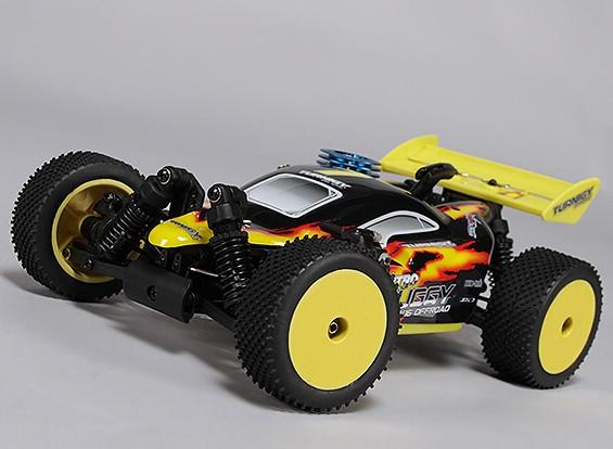 Turnigy 1/16 4wd Nitro Гонки Багги ж / Модернизированный .07 Двигатель (ARR)