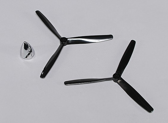 Супер Scout ж / Камера 1400мм - Замена Propeller Set