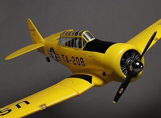 AT-6 Texan ж / закрылки, втягивается, осветительные приборы и системы двигателя звуковой модуль 1300мм (ПНФ)