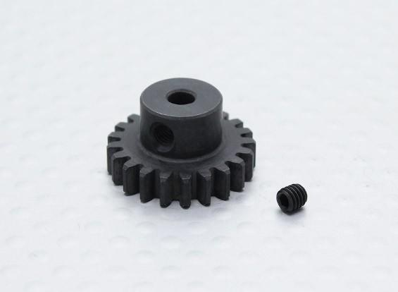 21T / 3.17mm 32 Pitch закаленная сталь шестерней