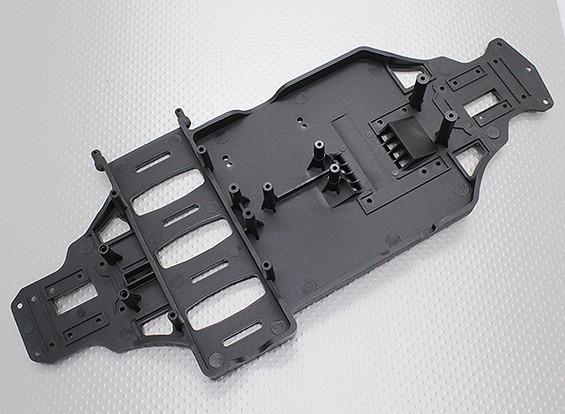 Шасси - 1/10 Hobbyking Mission-D 4WD GTR дрифтмобиля
