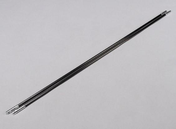 Нападение 700 DFC - Хвост стрелы поддержки Brace (1pair)