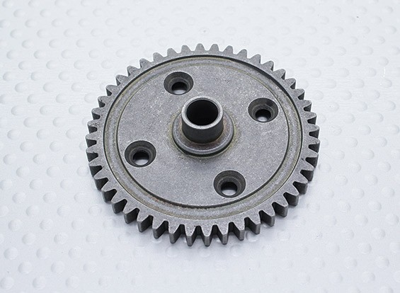 44T Spur Gear - Реактивные клоуны Башер 1/8 Scale Monster Truck, SaberTooth Truggy