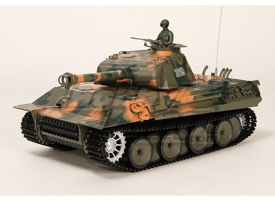 Немецкая Panther RC Танк РТР ж / Airsoft & Tx