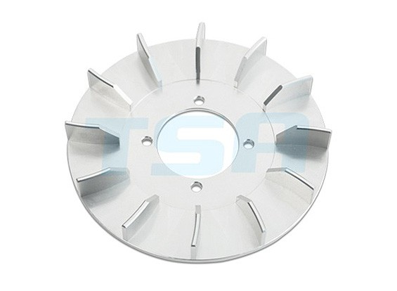 TSA Настой 700N PRO - Металл вентилятора