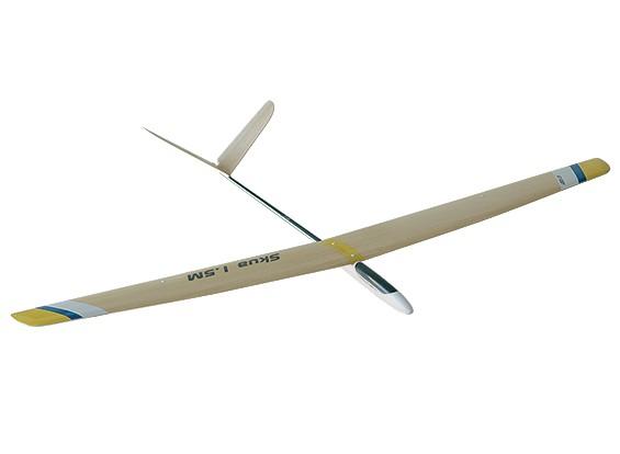 Скуа 1.5M Ручной запуск планер