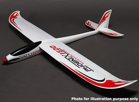 Phoenix 1600 EPO Composite R / C Планер (Kit)