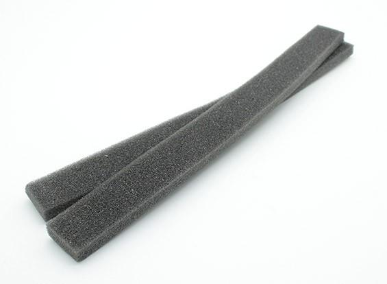 Токсичные Nitro - Передняя покрышка Вставки