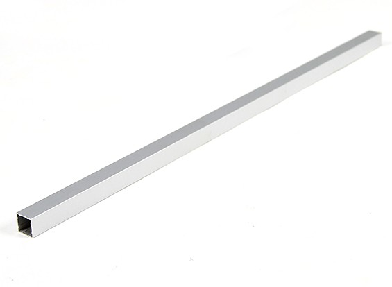 Алюминиевые трубы квадратного сечения DIY Multi-Rotor 12.8x12.8x400mm (.5Inch) (серебро)