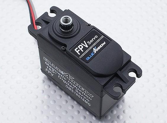 DMS18016MG 180 градусов путешествий FPV серво 9.60kg / 0.07s / 60г