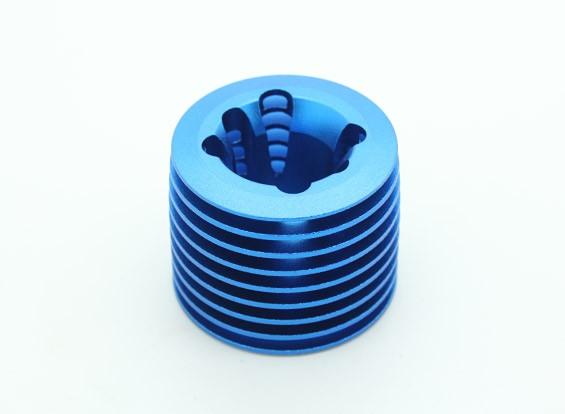 Головка блока цилиндров двигателя