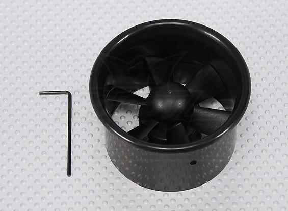 EDF Канальный вентилятор Блок 6 Лезвие 2.17inch / 55мм