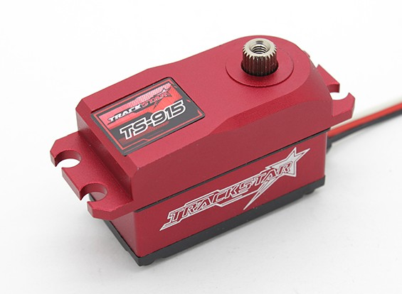 Trackstar ™ TS-915 Цифровой 1/10 Touring Car / Багги сервопривод рулевого управления 10.1kg / 0.08sec / 45г