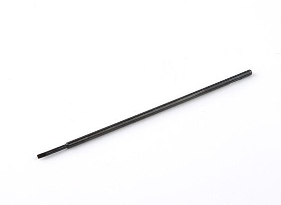 Turnigy отвертка с плоской головкой вала 2 мм (1 шт)