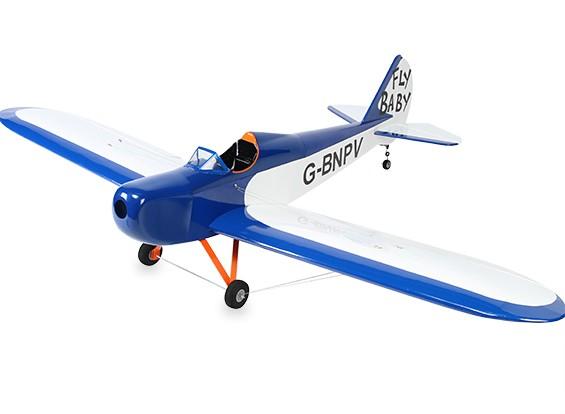Fly Детские EP самодельный самолет Balsa 1350мм (АРФ)