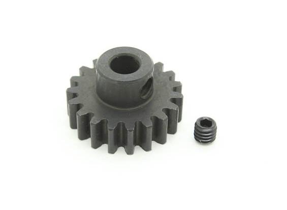 19T / 5мм M1 закаленная сталь шестерней (1шт)