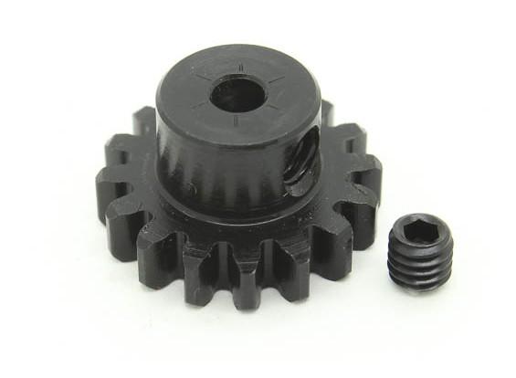 16T / 3.175mm M1 закаленная сталь шестерней (1шт)
