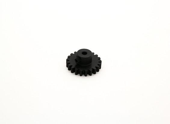 21T / 3.175mm M1 закаленная сталь шестерней (1шт)