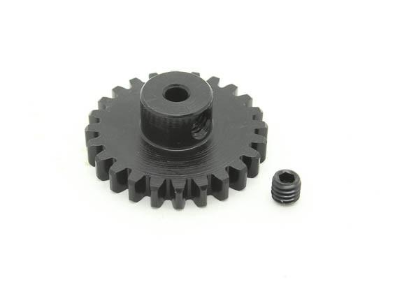 24T / 3.175mm M1 закаленная сталь шестерней (1шт)