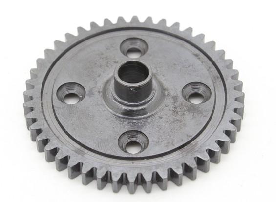 Башер Реактивные клоуны MT / SaberTooth закаленная сталь - Цилиндрическая зубчатая передача 44T