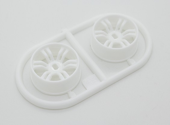 Front Wheel Set (смещение -1.50) - Turnigy TZ4 AWD