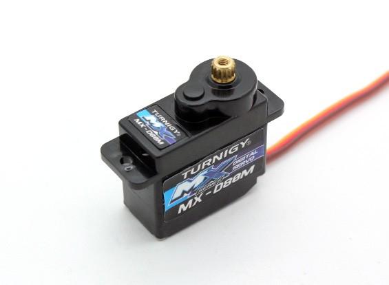 Turnigy ™ MX-D80M DS / MG Servo 2 кг / 0.10sec / 12г