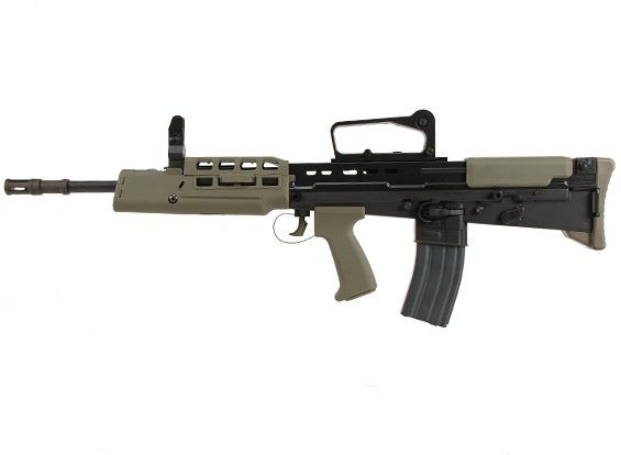 МЫ L85A2 GBB Rifle (Open-камеры)