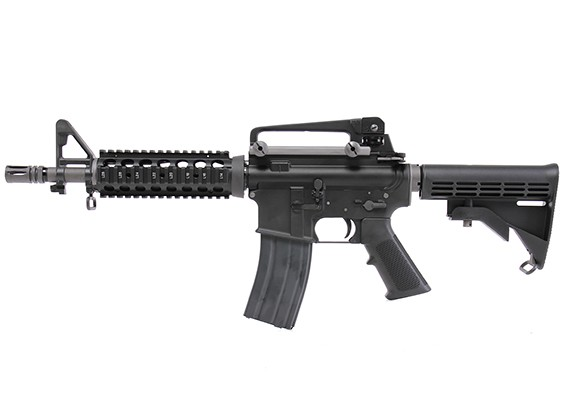 WE M4 CQB / R GBB винтовки (черный)