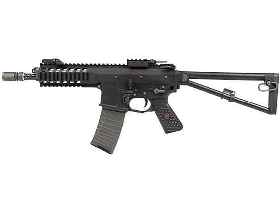 МЫ PDW 8 дюймов GBB Rifle (черный)