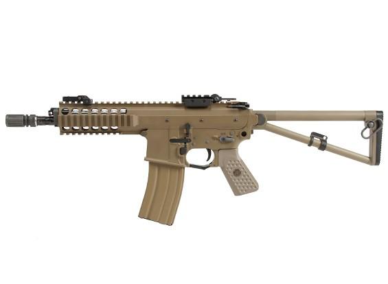 МЫ PDW 8 дюймов GBB Rifle (TAN)