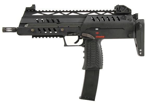 МЫ SMG 8 GBB пистолет-пулемет (черный)