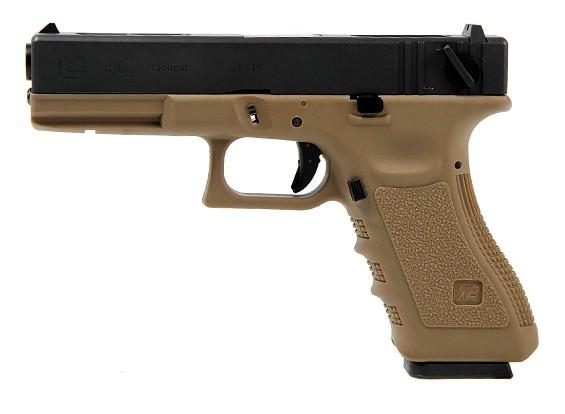 МЫ G18 GBB пистолет (Tan)
