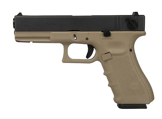 МЫ G18 Gen4 GBB пистолет (Tan)