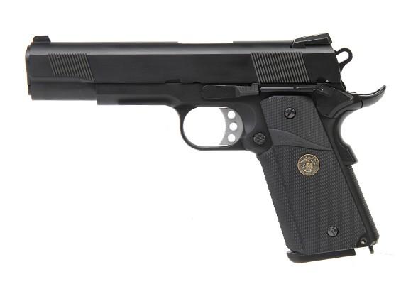 МЫ MEU GBB пистолет (черный)