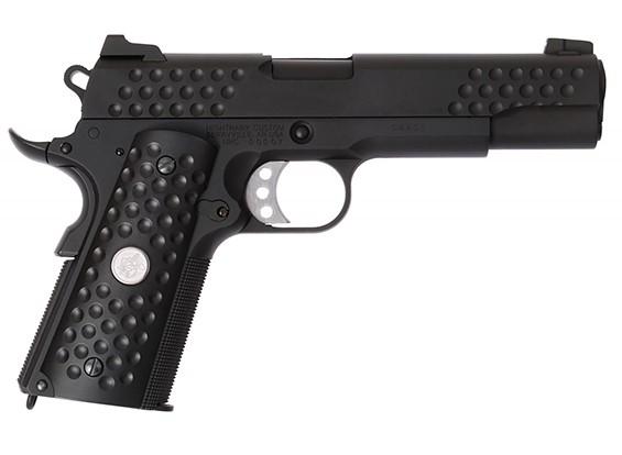 МЫ КЭК ястреб 1911 GBB пистолет (черный)