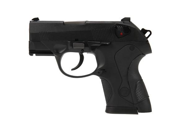МЫ Бульдог PX4 Компактный GBB пистолет (черный, 2pcs Mag)