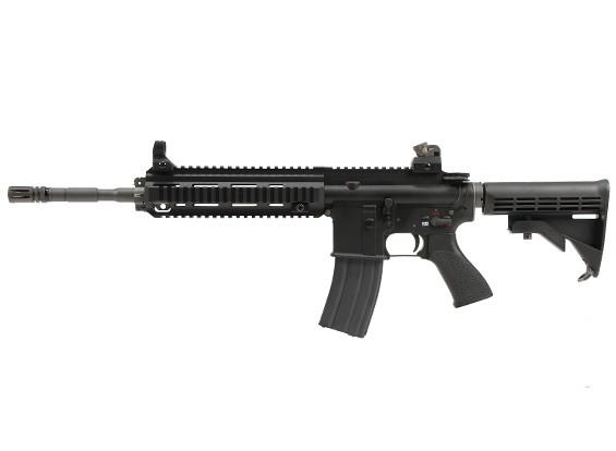 МЫ HK4168 GBB винтовка WE-888 (черный)