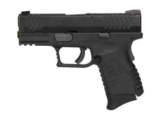 МЫ XDM Ultra Compact 3.8 GBB пистолет (черный)