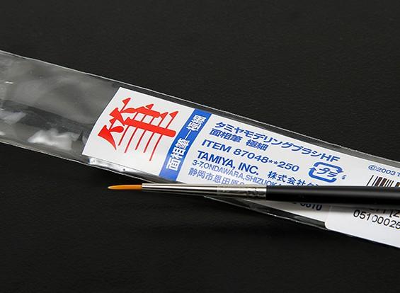 Tamiya Высококачественная отделка УЛЬТРАВЫСОКОЕ Остроконечные Brush (пункт 87048)