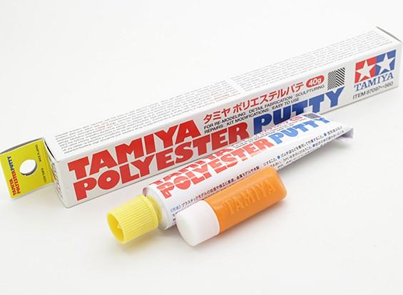 Tamiya Полиэстер Craft Шпатлевка (40г)