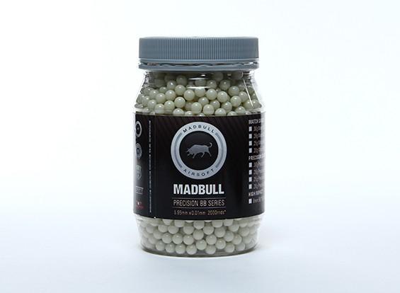 MadBull Точность 0,20 г Dark Knight Tracer BB 2000rds бутылки (зеленый)