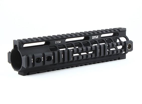 MadBull SWS Лицензированный 9,28 дюйма E115M средней длины рельса (черный)