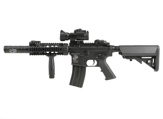 G & P M4 специальной операции металла на заказ AEG (Marine, черный)